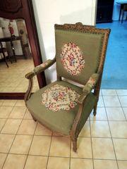 Antiker Sessel Jugendstil um 1900