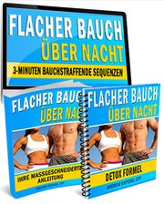 Flacher Bauch Über-Nacht-System