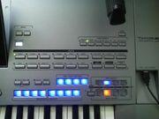 Yamaha TYROS 5 mit MS05