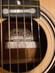 Stagg 3 4 Reise- Gitarre