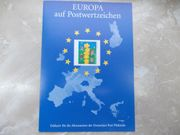 Die erste EUROPA-Marke in Pfennig
