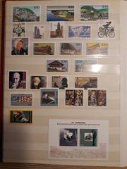 Briefmarken Bund BRD Jahr 1995