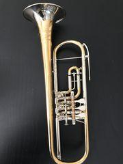 Konzerttrompete Meister Hermann Schmidt