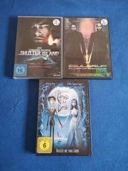 3 DVDs je 2EUR