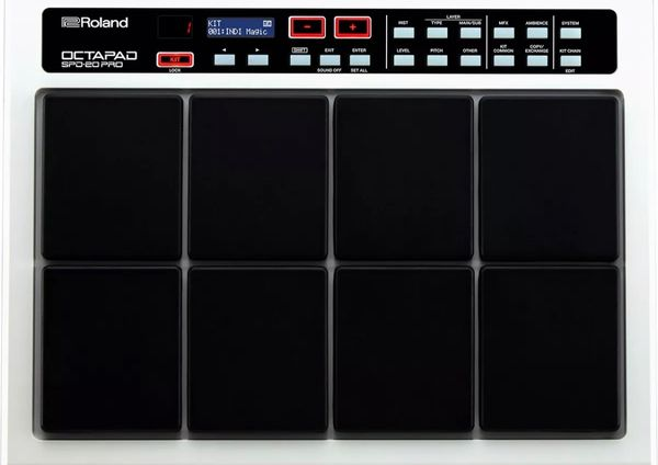 ROLAND SPD-20-PRO DIGITAL PERCUSSION PAD FOR DRUMS & PERCUSSION