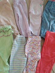 60tlg Mädchenbekleidungspaket 62 68