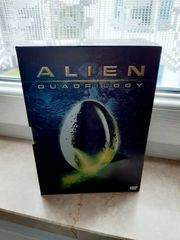 Alien Quadrilogy DVD 2003 Special