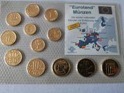 Euroland Münzen vor dem Euro
