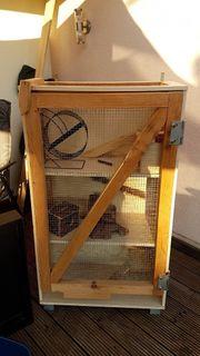 Kleintiere und Oder Hamster Käfig
