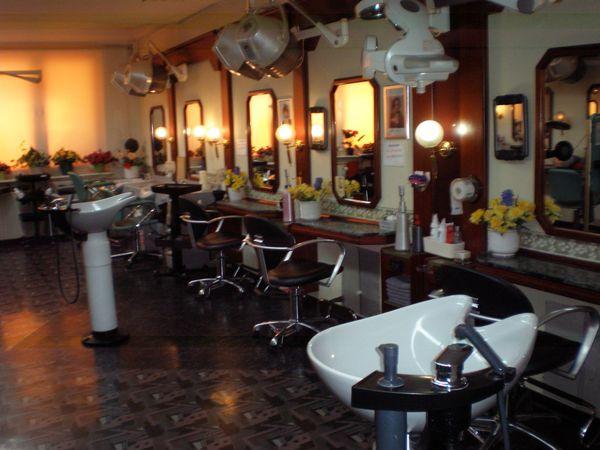 Friseursalon abzugeben