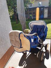 Kinderwagen Emmal-Junga