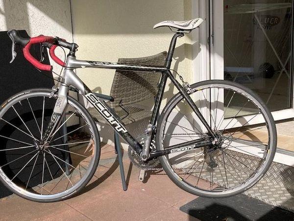SCOTT-CR 1-Carbon-Komfort-Einsteiger-Rennrad