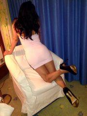 Erotische Massage von Kim