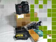 Nikon D610 SLR-Digitalkamera Gehause in