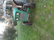 Traktor Kramer KL360