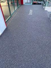 Steinteppich Epoxidharz keine Fliesen mehr