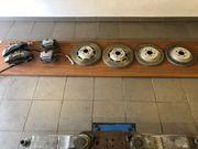 AMG Bremsanlage für Merceds-Benz SL