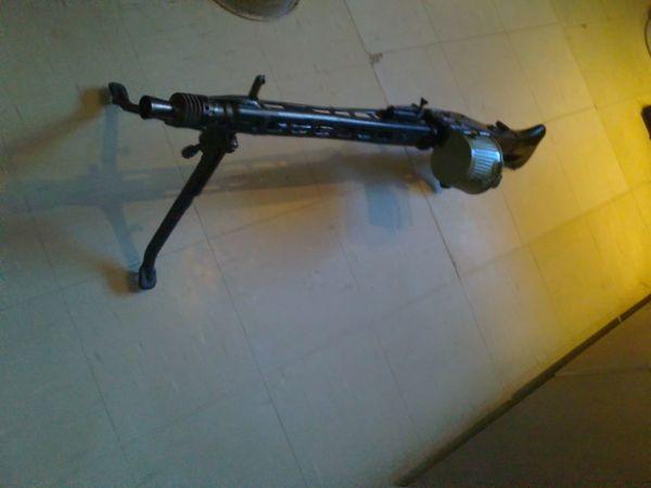 Aus privater Sammlung MG 42