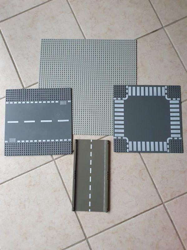 Legoplatten Paket