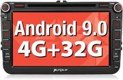 PUMPKIN Android 9 0 Autoradio