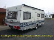 Fendt Saphir 490 Q Ez