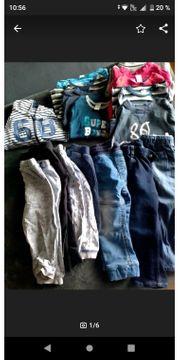 Kleidungspaket Jungen 86