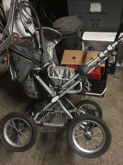 Kinderwagen zusammenklappbar