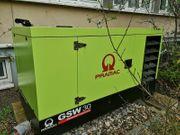 Stromaggregat PRAMAC BSW30 32 kVA