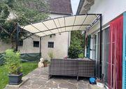 Terrassenpavillon 300 x 300 cm