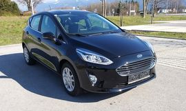 AUTO Ford Fiesta