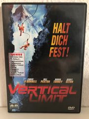 Vertical Limit DVD