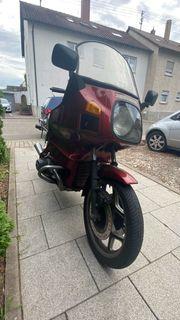 BMW R80 RT Monolever Rot