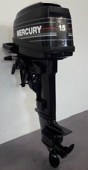 Außenborder Bootsmotor Mercury 15 PS