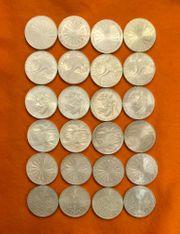 Statt Silberbarren 24 x 10