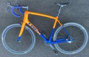 Trek Emonda SLR bike Ultegra