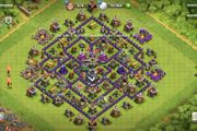 Clash of Clans Dorf RH