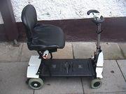 Neuheit Elektr Solax Trolly-Falt-Rollstuhl für