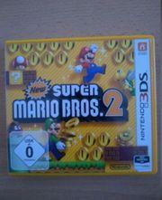 Nintendo 2DS rot-weiß Super Mario