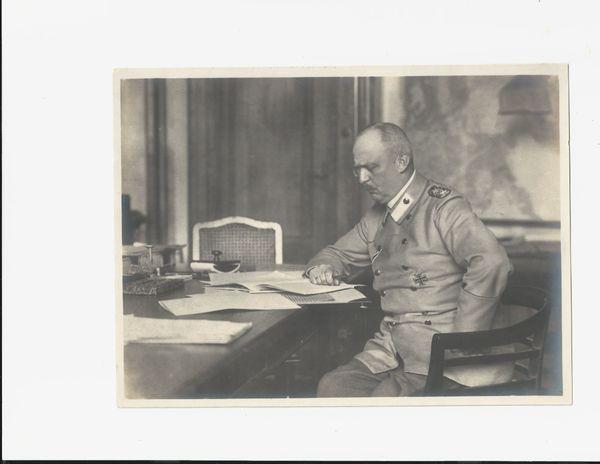 Foto von Ludendorff