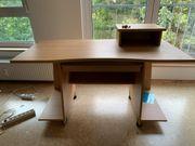 Schreibtisch zu verschenken Abzuholen in