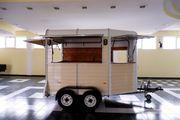 Verkaufsanhänger Imbisswagen TOP NEU