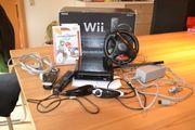 Nintendo Wii Spiele Balance Board