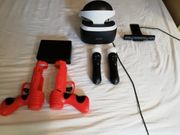 Playstation Vr Set