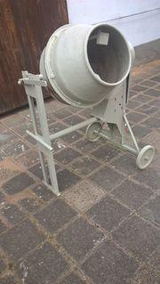 Betonmischer kraftstrom 400 V