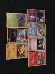 Pokemon Sammelspielkarten