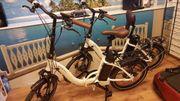Klapprad E-Bike 2 Stk 500WH