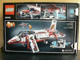 Spielzeug: Lego, Playmobil - LEGO TECHNIK Feuerlöschflugzeugset 2in1-Set 42040
