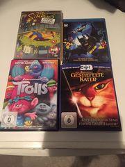 Kinder DVD s und Blue