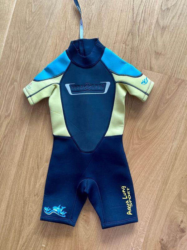 Aqualung Neopren-Anzug Shorty Junior Gr. M