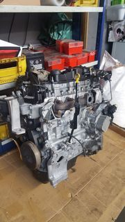 MOTOR VOLVO 33TKM 1 6D